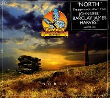 John Lees' Barclay James Harvest North CD NEW SEALED 2013