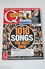 Q Magazine September 2004: The Darkness/Robert Smith Cure/Kanye West/Libertines