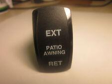 Patio Awning VLD1 20A 12v DC Illuminated Camper Trailer RV New On Shelf