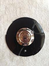 "Edge Trinity Black Wheel Center Cap. CAP-EE0601-2295 Wheel Center 22"""