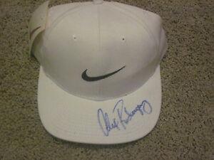 Alex Rodriguez autographed Nike hat