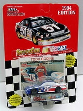 1994 Todd Bodine #75 Factory Stores of America Ford NASCAR 1:64 Scale Stock Car