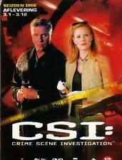 3 DVD box - CSI LAS VEGAS season 3 - PART 1 ( 3.1- 3.12 ) R2 europe ENGLISH / NL