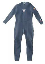 Scuba Diving EX3 Body Glove Full Suit Wetsuit Men Black Size XXXL 3mm Thick 3XL