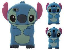 NOUVEAU Coque Case Cover silicone 3D Lilo & Stitch iPhone 4 5 S C 6S For SAMSUNG