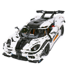 Changing Racing Car Set Toys Model Building Kits Blocks Bricks Games For Kids