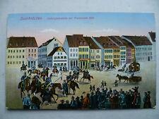 AK Saarbrücken Gefangennahme der Franzosen 1870
