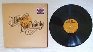 Vinyl Records Neil Young – Harvest