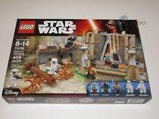 Star Wars Lego Set #75139 BATTLE ON TAKODANA The Force Awakens New Sealed NIB