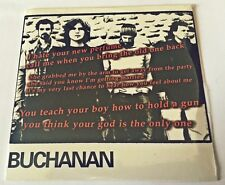 Buchanan (All Understood touring promo CD, Feb-2003 Imusic)