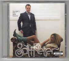 (GY755) SaltPeter, Hunger's The Best Sauce - 2007 CD
