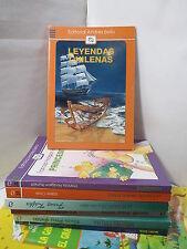 LEYENDAS CHILENAS - TRADICION Y MISTERIOS Spanish Literature Libros en Espanol