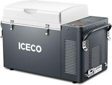 New listing 44Qt Portable Car Freezer Fridge Expandable Refrigerator 12V Cooler Camping