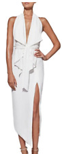 Misha Collection Lorena Ivory dress size 6