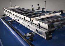 Van Guard Universal Door Ladder Roof Rack Lockable Clamps Pair Locks Safety