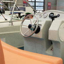 "11"" Stainless Steel 316 Steering Wheel 5 Spoke for Marine Yacht Boat"