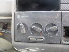 VW VOLKSWAGEN TRANSPORTER T4  HEATER CONTROL PANEL CARAVELLE 1998 - 2003