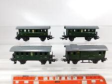 CF808-0, 5 #4x märklin H0/00/AC Tin Cars / Baggage: 327+ 328