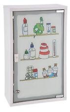 Medizinschrank XXL - Arzneischrank Erste Hilfe Medikamenten Schrank Hausapotheke