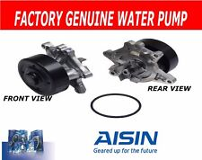 NEW OEM FACTORY AISIN WATER PUMP ASSY 16100-29175 WPT-106 1.8L 1ZZFE 4 Cyl Eng