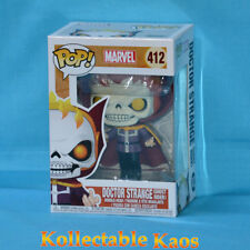 Marvel - Doctor Strange as Ghost Rider Pop! Vinyl LACC 2018 (RS) #412