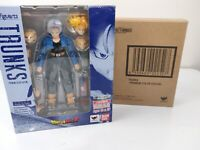BANDAI S.H.FiGUARTS TRUNKS DRAGON BALL Z PREMIUM COLOR ACTION FIGURE