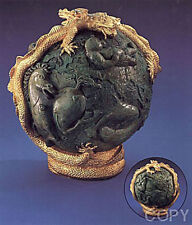 "Tie-Feng Jiang       ""Genesis""      Sculpture - Bronze        BA"