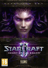 PC-Starcraft II (2): Heart of the Swarm /PC  GAME NEUF