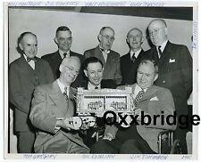 CIRCUS FANS ASSOCIATION  1947 Dayton Ohio CONVENTION America Photo Executive