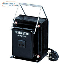 SevenStar THG-2000 Watt 220V to 110V Step-Down Voltage Converter Transformer