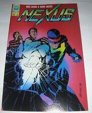 NEXUS N° 57  - FIRST COMICS 1989 ( COMICS USA )