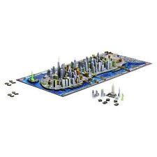 4d Cityscape Las Vegas Jigsaw Puzzle 930 PCE - Glow in The Dark Streets