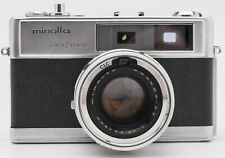 Minolta Easy Flash Hi-Matic 9 Sucherkamera Kamera - Rokkor-PF 1.7 45mm Optik