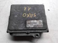 99 Citroen Saxo Mk2 1.1 Engine Ecu 0261204788