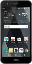 AT&T GoPhone - LG Phoenix 3 4G LTE with 16GB Memory Prepaid Cell Phone - Black
