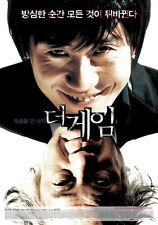 "KOREAN MOVIE DRAMA""The Devil's Game""ORIGINAL DVD ENG REGION 3"