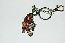 Ed Hardy   Full Body Tiger   Key Chain w/ Clasp   (New in Package )