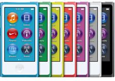 Nuevo Apple iPod Nano 7th/8th generación (16GB) caja al por menor sellado-Todos Los Colores