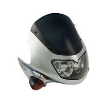 Faros delanteros color principal cromo para motos Suzuki
