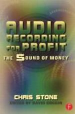 Audio Recording for Profit : The Sound of Money-ExLibrary