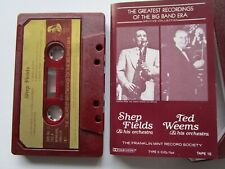 Shep Fields / Ted Weems and his Orchestra Big Band Era Franklin Mint Cassette