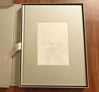 Legacy by Harry Winston diamonds catalogue making-of - coffee table book RARE!!