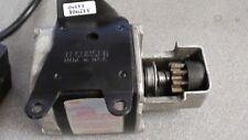 USED TECUMSEH ELECTRIC STARTER MOTOR 33290E 33290 110 VOLT