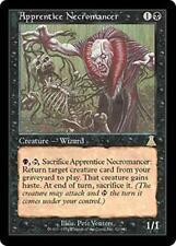 APPRENTICE NECROMANCER Urza's Destiny MTG Black Creature — Zombie Wizard RARE