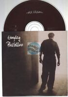 Phil Collins Everyday CD SINGLE card sleeve