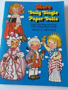 Dolly Dingle Paper Dolls NEW UNCUT