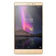 "Lenovo Phablet 2 PB2-650M 32GB Gold 6.4"" IPS Smartphone UNLOCKED Dual GSM LTE 4G"