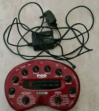 More details for pod line 6 version 2.0 with power supply