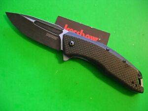 "NTSA  KERSHAW 5"" CLOSED ""FLOURISH "" LINER LOCK POCKET KNIFE #3935"