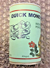 Quick Money Drawing $ Prosperity $ Cash $ Powder Incense Wicca Pagan Witch